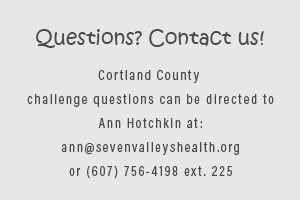 Cortland Contact Card